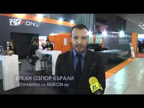 NUKON Bulgaria Media Coverage for MachTech&InnoTech