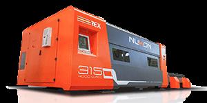 Mашини за лазерно рязане Nukon REX PP 315 - Рязане на метални тръби и профили