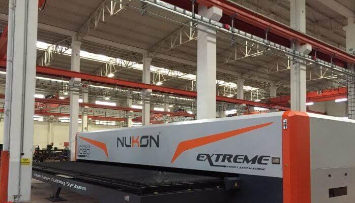 Extreme fiber laser nukon bg
