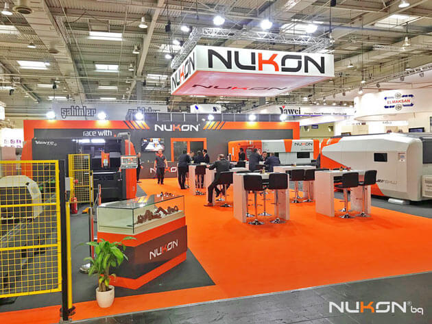 NUKON at EUROBLECH 2018