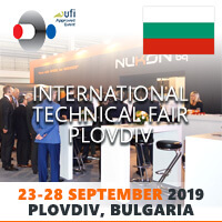 nukon bulgaria plovdiv international technical fair