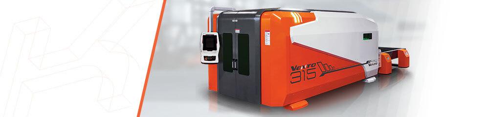 Венто Серия Фибер Лазер Металорежещи Машини