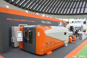 Vento 315-4kW fiber laser machine