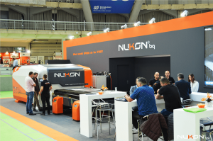 Nukon bg in Belgrade exhibtion