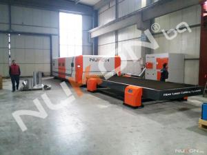 Nukon Bulgaria Ltd. delivered the 3rd nukon fiber laser cutting machine to our customer in Bosnia and Herzegovina