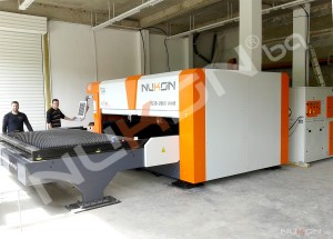 Installation of NUKON ECO 1530 at Elstart Ltd