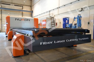 Installation of the Fiber Laser NF-Pro 620 4 kW in Croatia